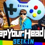 セイキン2ndシングルkeep your head upが発売!歌詞もご紹介!