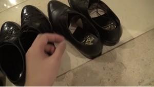 ヒカキン 革靴03