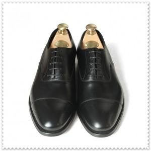 ヒカキン 革靴クロケットジョーンズ01