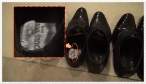 ヒカキン 革靴LOUIS VUITTON03