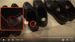 ヒカキン 革靴01